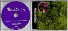 ANIMAL COLLECTIVE Water Curses 2008 UK 4-track promo CD Domino