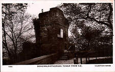 Chester. Bonewaldisthornes Tower from S.E. by Valentine's # 14342.