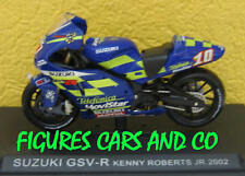 1/24 MOTO  GP  SERIE 1 N°31 SUZUKI GSVR  2002 KENNY ROBERTS JR  #10