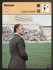 Hungary #280 The Sun Soccercards 1978-79 Sandor Koscis