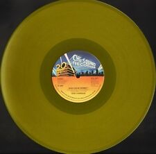 """GENE CHANDLER when you're number 1 TCD 2411 yellow vinyl uk 1979 12"""" WS VG/"""