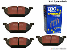 EBC Blackstuff Bremsbeläge Vorne-HONDA-Civic V(EG,EH,EJ),VI(EJ,EK,EM1),VII,VIII