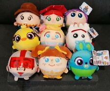 Disney Toy Story 4 Squeezamals scented plush toy FULL Collection (Set Of 9)