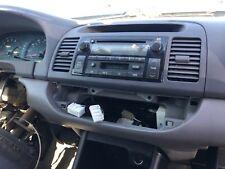 OEM 2002-2006 Toyota Camry Stereo Radio Knobs Pair