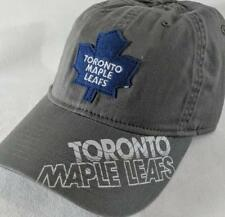 LZ Reebok Adult One Size OSFA Toronto Maple Leafs NHL Baseball Hat Cap NEW E50
