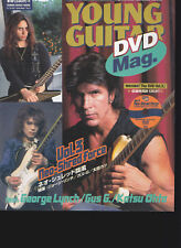 Young Guitar Neo Shred Force Vol 3 George Lynch Gus G Katsu Ohta