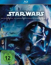 Star Wars Trilogie - Episode IV-VI (4+5+6) # 3-BLU-RAY-BOX-NEU