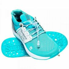 Camisa de mujer Zapatillas Super Freesprint Aqua/Gris/Blanco Reflectante Reino Unido 6.5