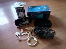 BOXED BLACK SONYG1 GIGA PACK PSP 1003 CONSOLE + ACCESSORIES + 6 GAMES BUNDLE!!