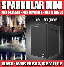 Showven Cold Spark Nonpyrotechnic Machine Stage Effect DMX No Flame Fire Safe