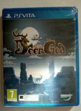the deer god red art games limited ps vita psvita neuf sous blister new