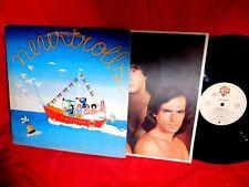 NEW TROLLS Same LP 1979 ITALY EX IT PROG Gimmick Cover Inner