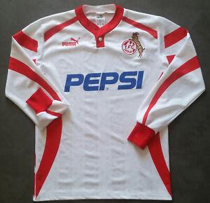 1. FC Köln Trikot, Kölle, Cologne, Pepsi, Puma, Müngersdorf, Wilde Horde, Jersey