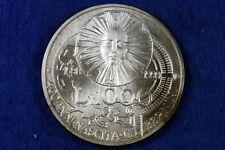 New listing 1998 R - Repvbblica Italiana 1000 Lire Coin, Italy! #H11808