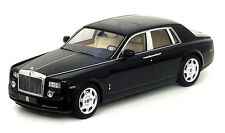 Rolls Royce Phantom Sedan 2009 Diamond Black 1:43 Model TRUE SCALE MINIATURES