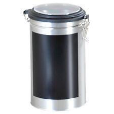 Kaffeedose, Vorratsdose mit beschreibbarer Fläche H. 19cm D. 11cm Kesper
