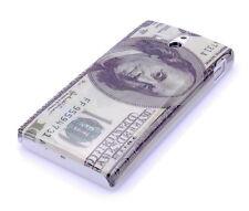 GUSCIO F Sony Xperia U st25i Case Custodia protettiva Hard Cover 100 $DOLLARI AMERICA USA