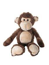 31cm Plush Cheeky Monkey Soft Toy Teddy Jungle Stuffed Animal