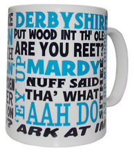 Derbyshire Dialect Mug