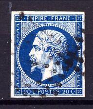 FRANCE 14A  bleu gris FOND LIGNE VERTICAL, Cote 50€. TRES BEAU