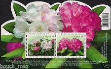 Canada Stamps -Souvenir Sheet -Flowers, Rhododendrons #2318 -MNH