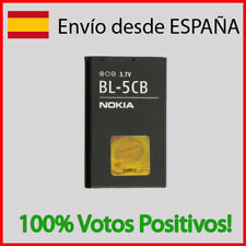 Bateria BL-5CB para NOKIA 1616,1800,C1-02,100,101,103,105,106,111,113,1100,2270.