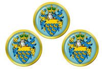 Ouest Sussex (Angleterre) Marqueurs de Balles de Golf