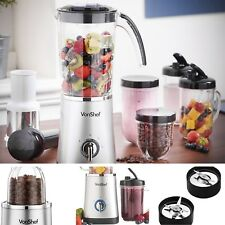 NEW Smoothie Milkshake Maker Blender Mixer Juicer Grinder Coffee Multi Health