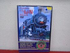 Reflections Of The Louisville & Nashville Volume 1 Dvd Herron Rail Video L&N