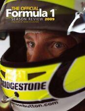 The Official Formula 1 Season Review 2009,various contributors