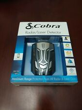 COBRA Radar Laser Detector LED Icons Voice In-Vehicle Technology Filter SPX955