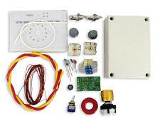 1-30Mhz Manual Antenna Tuner kit for HAM RADIO QRP DIY Kit Q9 BNC Interface New
