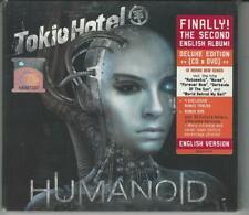 CD+DVD TOKIO HOTEL :HUMANOID  IMPORT DELUXE EDITION 2009  NUOVO  SIGILLATO