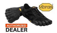 🔥VIBRAM KSO EVO Black Men's Shoes Sizes 38-47EU 7-13M US FiveFingers NEW!