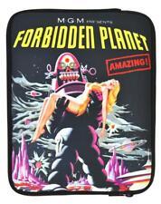 4-OK Forbidden Planet Schutz Hülle Tasche Etui Schwarz für Archos Access 101 3G
