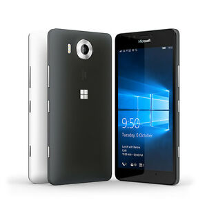 Microsoft Lumia 950 / 950 XL Windows 10 - 32GB 4G 20MP Nokia VARIOUS GRADED