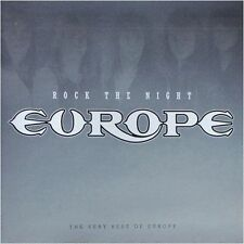 EUROPE - Rock The Night - The Very Best Of Europe  (2-CD) DCD