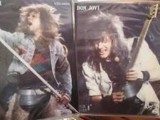 Bon Jovi 2 Records Chris Tetley Interviews Picture Discs Limited Editions