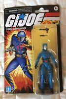 GI Joe Retro Collection COBRA COMMANDER Walmart Exclusive Action Figure ARAH