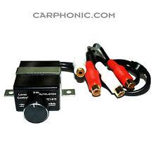 Cinch cinch RCA Bass regulador line out subwoofer level nivel Remote adaptador Poti
