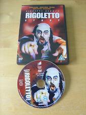 DVD - GIUSEPPE VERDI'S RIGOLETTO STORY   *UK REGION 2* *FREE P&P*