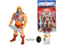 SUPER 7 MOTU Classics Ultimate Filmation HE-MAN 2.0 ---Read Listing---
