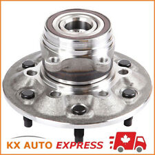 FRONT WHEEL BEARING HUB ASSEMBLY FOR GMC CANYON 4WD 2009 2000 2001 2002
