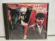 El Ultimo De La Fila - Enemigos De Lo Ajeno - CD - 1991 - Spain - NM+/NM+