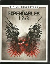 The Expendables 3-Film Collection [4K Ultra HD]