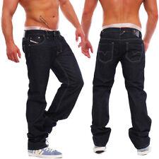 Diesel Herren Larkee Regular Straight Jeans Hose 008z8 L32 W30