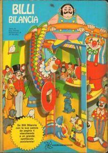 BILLI BILANCIA di Kay Harrop Illustr. Jill Murphy - Libri a Dondolo ed Mondadori