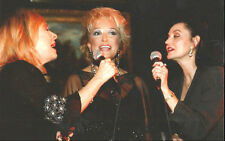 Rare Barbara Fairchild Tanya Tucker & Crystal Gayle Concert Candid 4 X 6 Photo