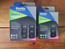 Phottix strato II Trigger And Reciever Set.