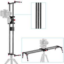 """Neewer 39""""/ 1m Carbonfaser Track Dolly Slider Schiene Laufschiene Kamerasystem"""